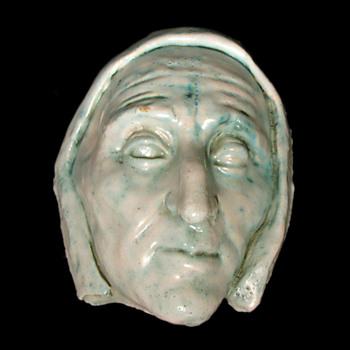 "Circa 1900s Arthur Craco ""Dante"" Mask  - Visual Art"