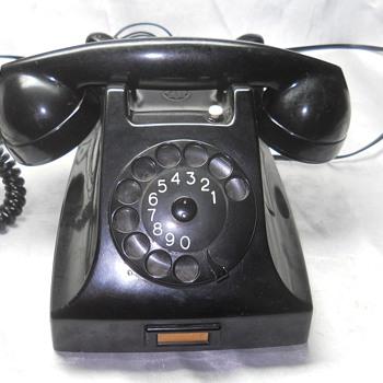 ERICSSON BAKELITE TELEPHONE