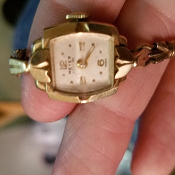Vintage meyer lifetime watch