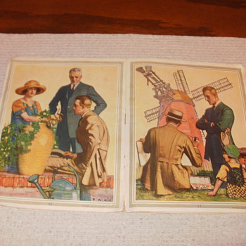 Hart and Marx clothing catalog for Spoo and Son Inc.