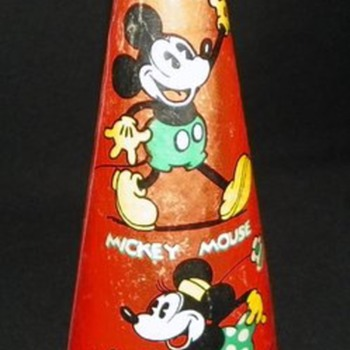 Mickey Mouse Memorabilia - Animals