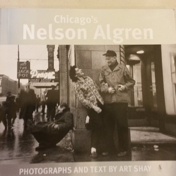 "Recent feature on CW in reference to ""The Man with the Golden Arm"" Nelson Algren"