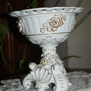 German Porcelain - China and Dinnerware