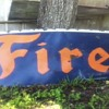 1930's Firestone sign Man Cave Monday!!!!