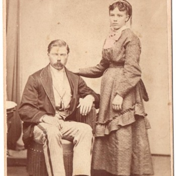 CDV of Suspected Family Members