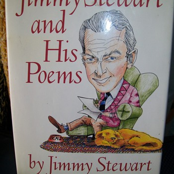 """Jimmy Stewart and His Poems"" - Books"