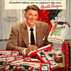 My Favorite Christmas Ad of ALL TIME: Ronald Reagan and Chesterfield Cigarettes. Merry Christmas Everyone!