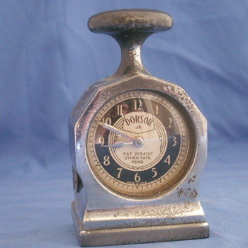 Dorson Jr. Date/Time Stamp Clock - Clocks