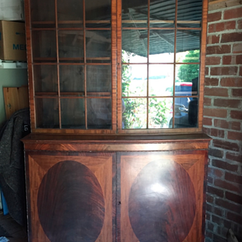 Mystery Cabinet