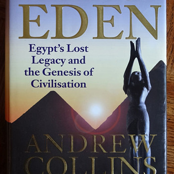 Gods of Eden by Andrew Collins - Books