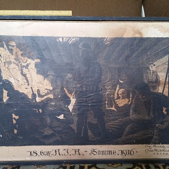 My favorite  WW1 antique! - Military and Wartime