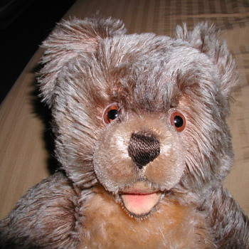 Another Teddy Bear Mystery c.1949s Part 2 - Dolls