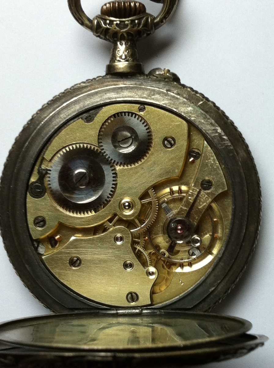 Grand Father 39 S Motor Show Pocket Watch Collectors Weekly