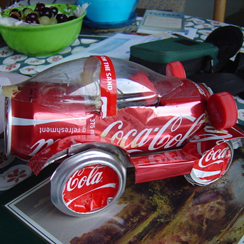 coca cola car - Coca-Cola