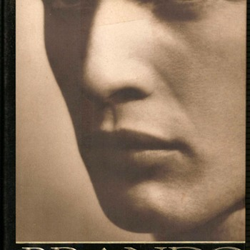 "1994 - ""Brando"" by Marlon Brando (First Edition)"