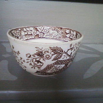 My cereal bowl - China and Dinnerware