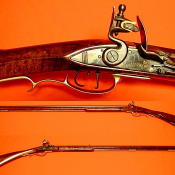 50 cal Hatfield flintlock