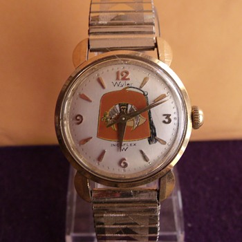 "Wyler ""Shriner's"" Wristwatch"
