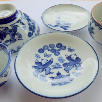 Japanese Ceramics - Asian
