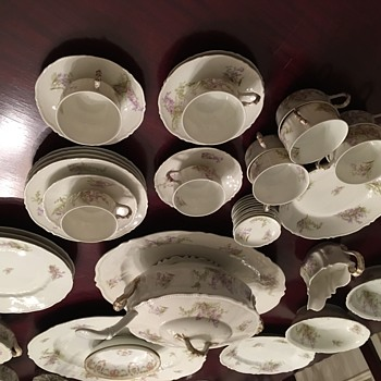 Limoges China - China and Dinnerware