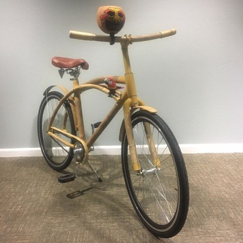 Modern Bamboo Bike Bicycle Beach Cruiser
