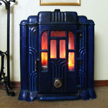 Flamidox    4 o&#039;clock or Parlor Stove