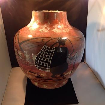 Manna Pottery Vase