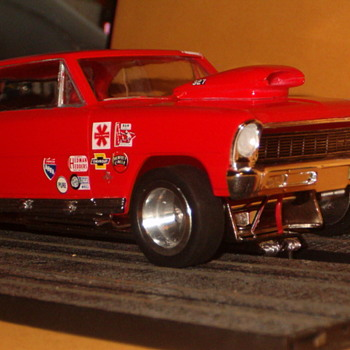 AMT 67 NOVA SS 1/24TH SCALE