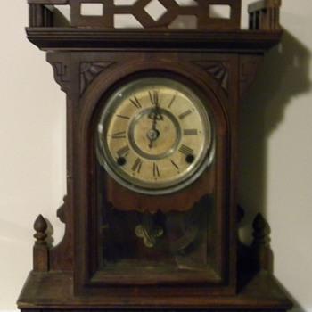 Mystery Clock  - Clocks
