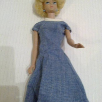 Authentic vintage Barbie?