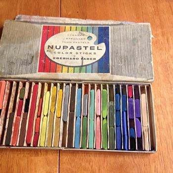 pastels chalk - Arts and Crafts