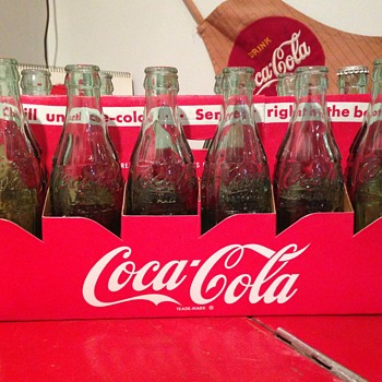1950's Coca-Cola 12-pack Carrier