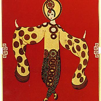 ERTE LIMITED EDITION SERIGRAPH COLLECTION