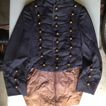 Unknown Military Jacket or Coat