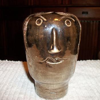 Mystery Head Planter