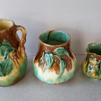 Australian Braemore Pottery Vases