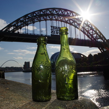BEWICK BROTHERS BLAYDON ON TYNE - Bottles