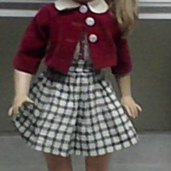 IDEAL 1960 TERRY TWIST DOLL