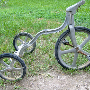 McClatchie Tri-Bike Tricycle