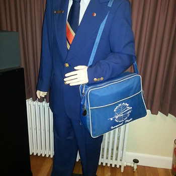 1972 Pan Am uniform - Advertising