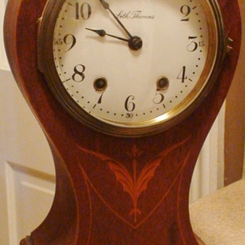 "Seth Thomas ""Savoy"" Balloon Clock circa 1905"