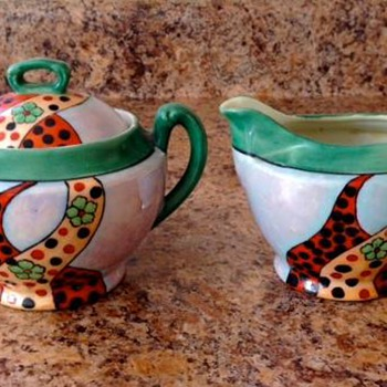 creamer/sugar bowl set - Kitchen