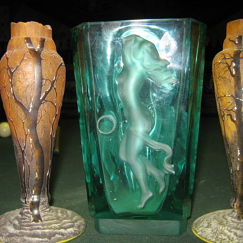DAUM LALIQUE GALLE ROOKWOOD MIESSEN - Art Glass