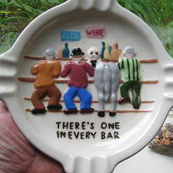 Ashtray..........
