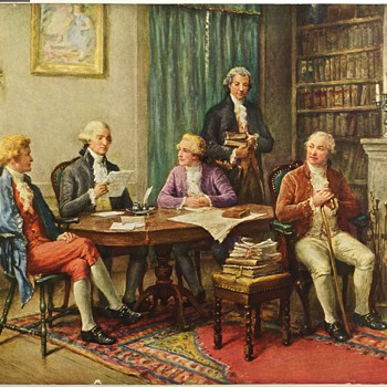 Art Print of the Founding Fathers? - Posters and Prints