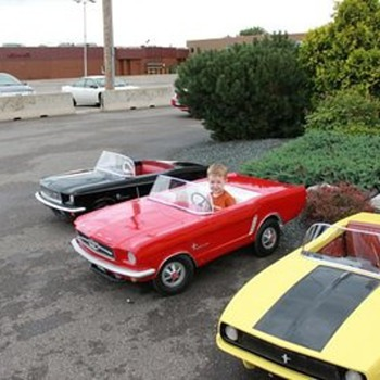 65, 67, and 71-73 Mustang Jr&#039;s - Classic Cars
