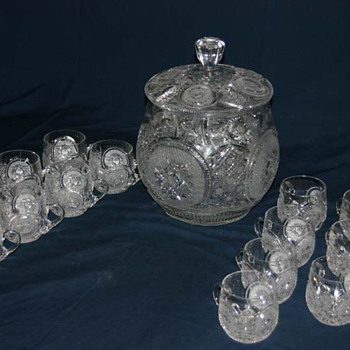 Finest cut lead crystal - Glassware