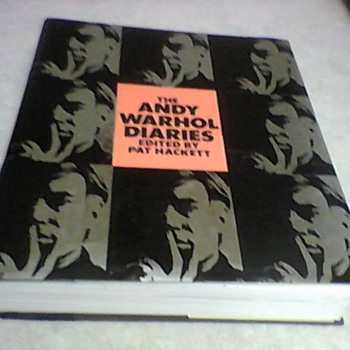 ANDY WARHOL DIARIES 1976-1987 - Books