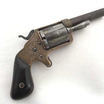 "Brooklyn Arms Co. ""Slocum"" Revolver"