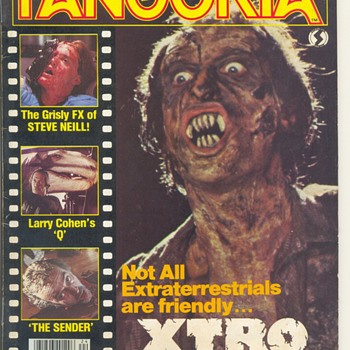 FANGORIA Magazine Issue 24.Volu.3